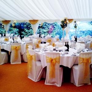 Wedding in Worcestershire