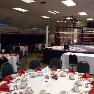 Ludlow Races Boxing Dinner