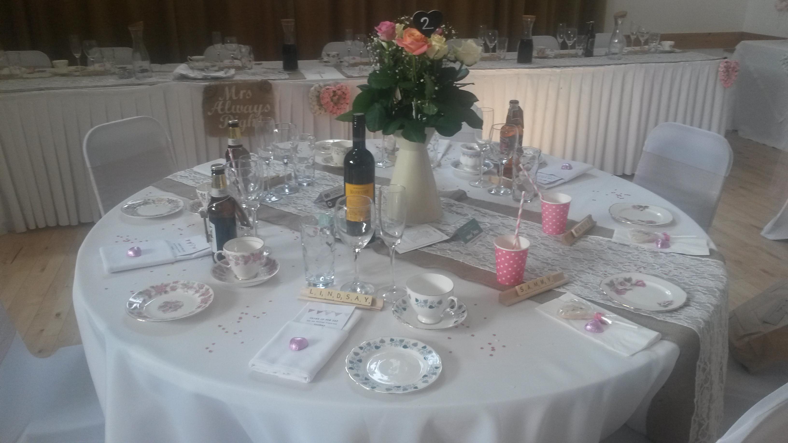 Wedding Catering Kidderminster