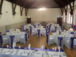 wedding catering warwickshire