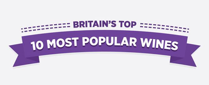 Britain's Top 10 Most Popular Wines Intro