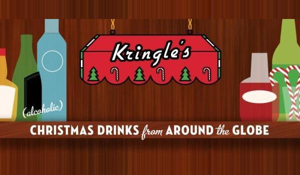 Christmas Drinks from Around the Globe