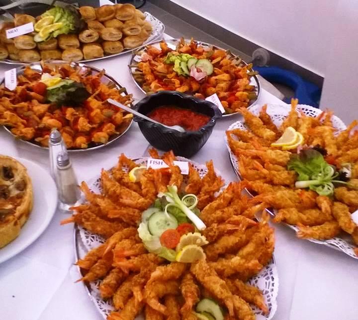 Finger Buffet Caterers in Bridgnorth