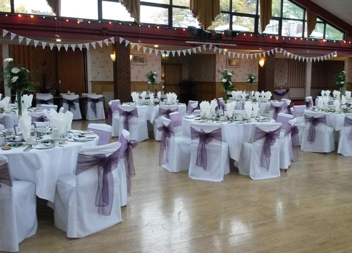 Wedding Caterer Tamworth